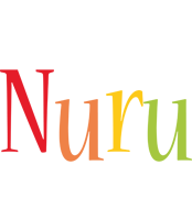 Nuru birthday logo