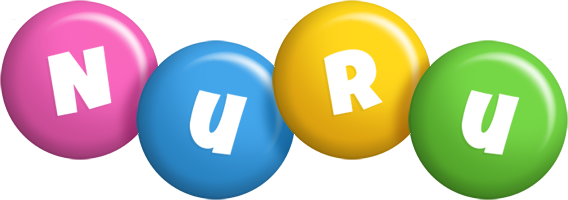 Nuru candy logo
