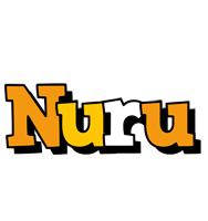 Nuru cartoon logo
