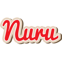 Nuru chocolate logo