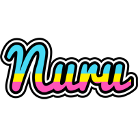 Nuru circus logo