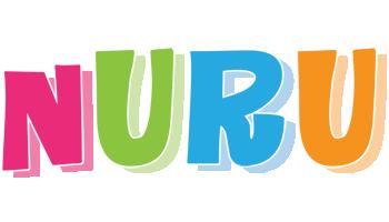 Nuru friday logo