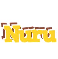Nuru hotcup logo