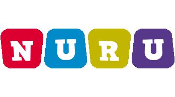 Nuru kiddo logo