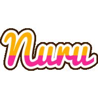 Nuru smoothie logo