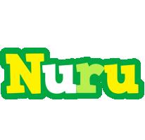 Nuru soccer logo
