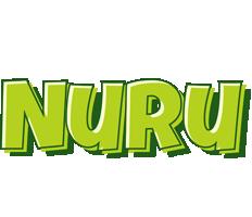 Nuru summer logo