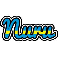 Nuru sweden logo