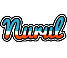 Nurul america logo