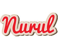 Nurul chocolate logo