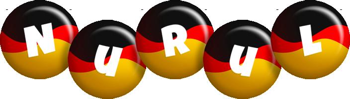 Nurul german logo