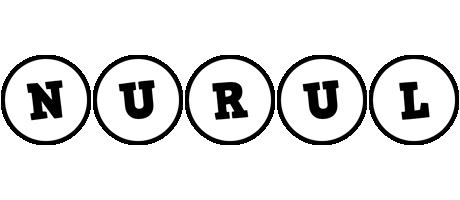 Nurul handy logo