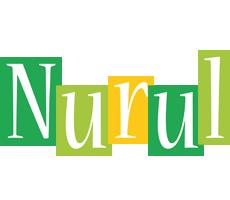 Nurul lemonade logo