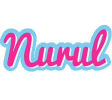 Nurul popstar logo