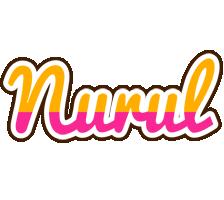 Nurul smoothie logo