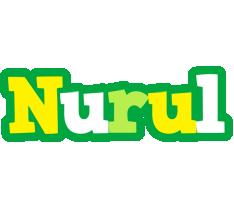 Nurul soccer logo