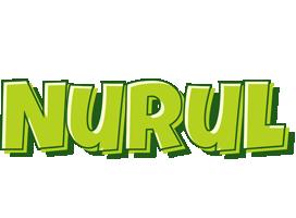 Nurul summer logo