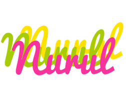 Nurul sweets logo