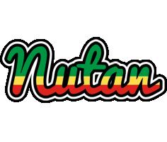 Nutan african logo