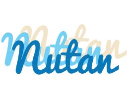 Nutan breeze logo