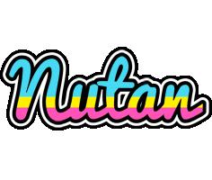 Nutan circus logo
