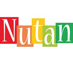 Nutan colors logo