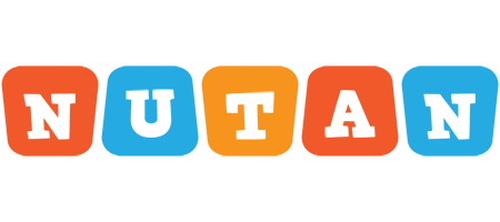 Nutan comics logo