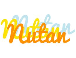 Nutan energy logo