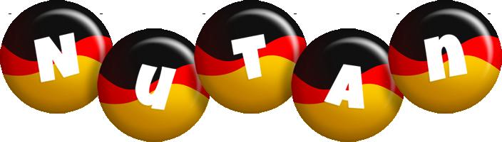 Nutan german logo