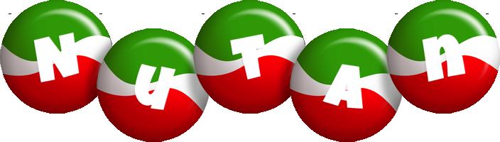 Nutan italy logo