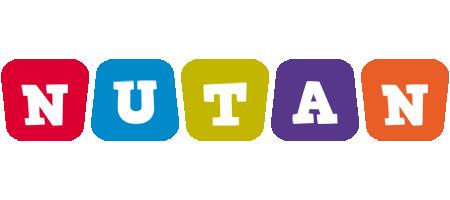 Nutan kiddo logo