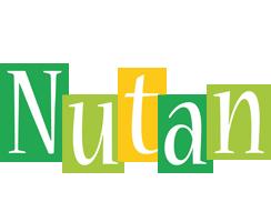 Nutan lemonade logo