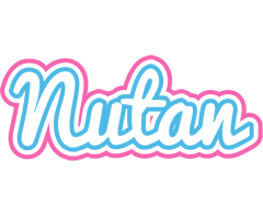 Nutan outdoors logo