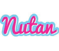 Nutan popstar logo