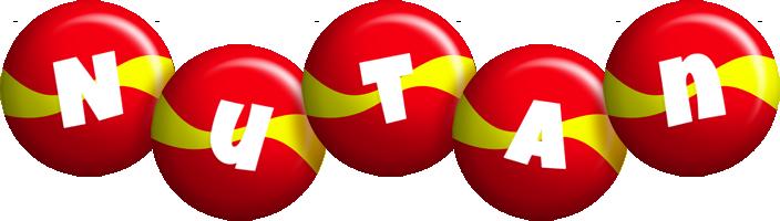 Nutan spain logo