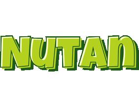 Nutan summer logo