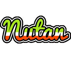 Nutan superfun logo