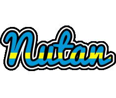 Nutan sweden logo