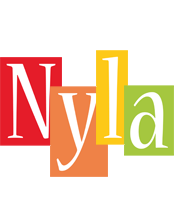 Nyla colors logo
