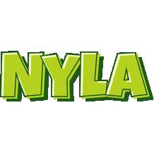 Nyla summer logo