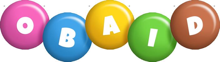 Obaid candy logo