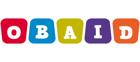 Obaid daycare logo
