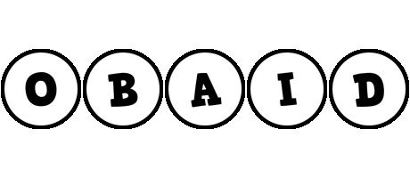 Obaid handy logo