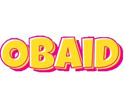 Obaid kaboom logo