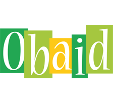 Obaid lemonade logo