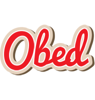 Obed chocolate logo
