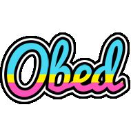 Obed circus logo
