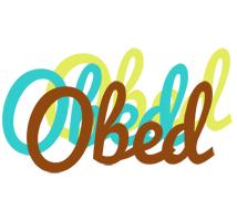 Obed cupcake logo