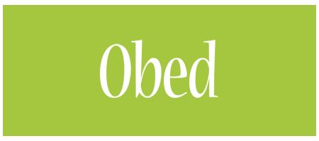 Obed family logo