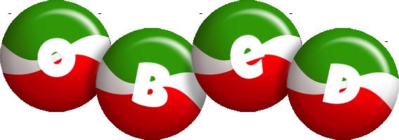 Obed italy logo